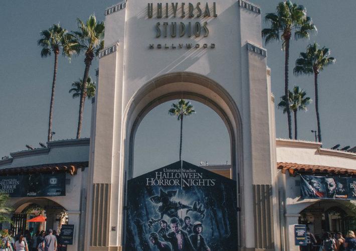 Universal Studios Arch