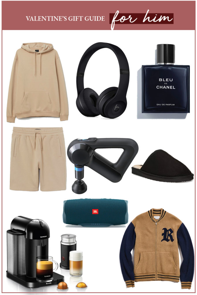 2021 valentine's day gift guide for him