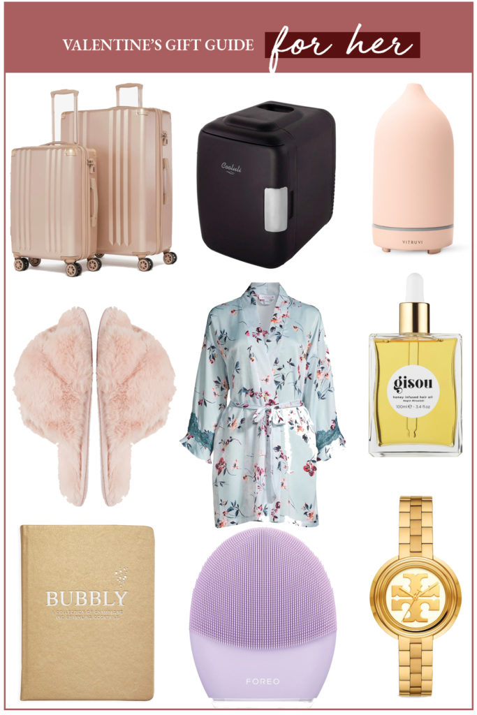 2021 Valentine's Day Gift Guide for Her